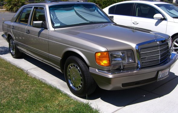 Tamerlane s Thoughts: Mercedes W126 300SE buyers guide/ owner