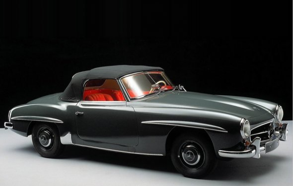 The Classic Mercedes-Benz 190SL For Sale The iconic Mercedes-Benz