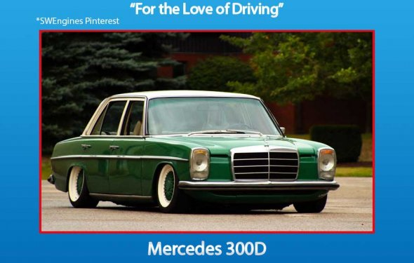 Used Mercedes 300D Engines For Sale | SWEngines