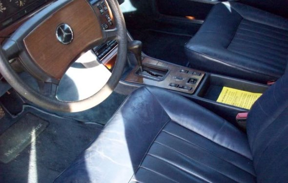 VWVortex.com - What s the scoop on the 1984 Mercedes 300D Turbo