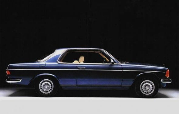 W123 Coupe | cars | Pinterest