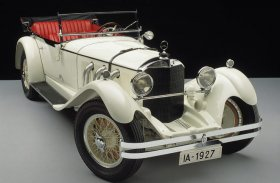 1927Mercedes Benz type 680 model S 1